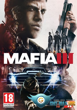 Mafia 3 / Мафия 3 Crack + Patch (2016/RUS/ENG/Crack by CODEX)