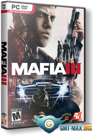Mafia 3 / Мафия 3 Digital Deluxe Edition (2016/RUS/ENG/RePack от xatab)