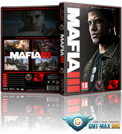 Mafia 3 / Мафия 3 Digital Deluxe Edition (2016/RUS/ENG/RePack от MAXAGENT)