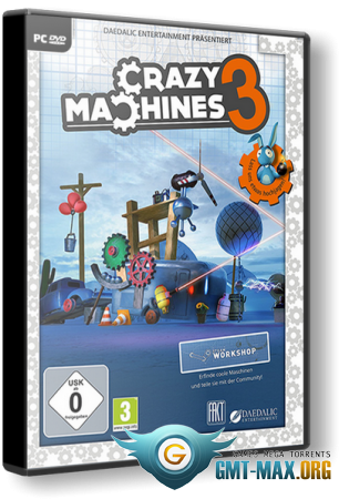 Crazy Machines 3 (2016/RUS/ENG/��������)