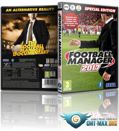 Football Manager 2017 (2016/RUS/ENG/Steam-Rip)