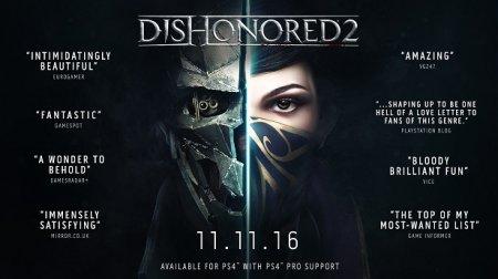 Скачать dishonored 2 torrent