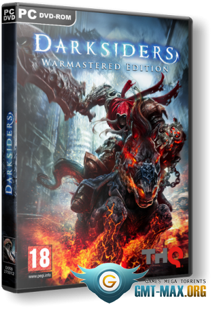 Darksiders Warmastered Edition (2016/RUS/ENG/Лицензия)