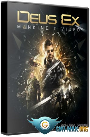 Deus Ex: Mankind Divided - Digital Deluxe Edition (2016/RUS/ENG/RePack от R.G. Механики)