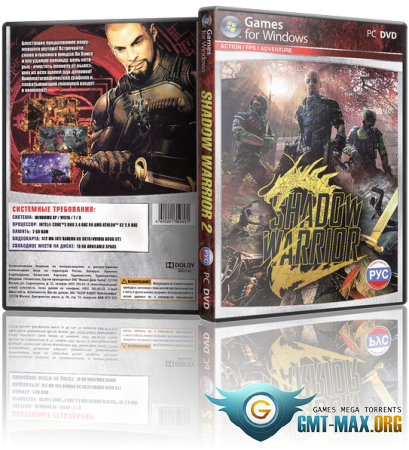 Shadow Warrior 2: Deluxe Edition v.1.1.6.0 (2016/RUS/ENG/RePack от MAXAGENT)