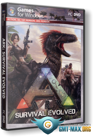 ARK: Survival Evolved v.253.0 + 3 DLC (2016/RUS/ENG/RePack от MAXAGENT)