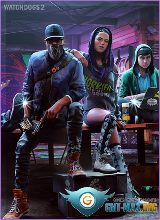 Watch Dogs 2 Crack (2016/RUS/ENG/Crack by CPY)
