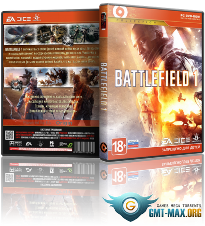 Battlefield 1: Digital Deluxe Edition (2016/RUS/RiP от xatab)