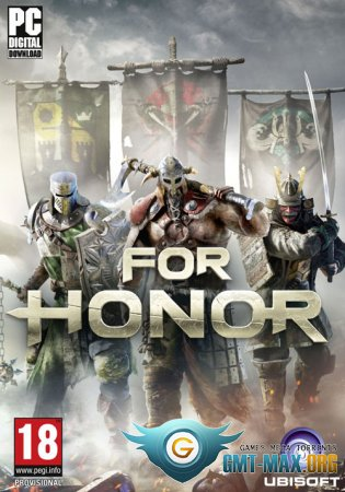 For Honor Crack (2016/RUS/ENG/Crack by CPY)