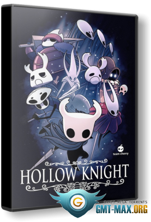 Hollow Knight v.1.4.3.2 + 2 DLC (2017/RUS/ENG/RePack от R.G. Механики)