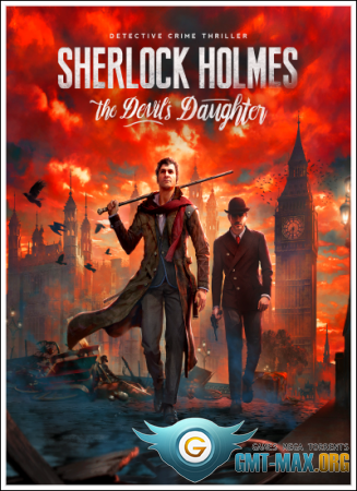 Sherlock Holmes: The Devil's Daughter Crack (2016/RUS/ENG/Crack by CPY)