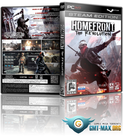 Homefront: The Revolution v.1.078 + 12 DLC (2016/RUS/ENG/RePack от MAXAGENT)