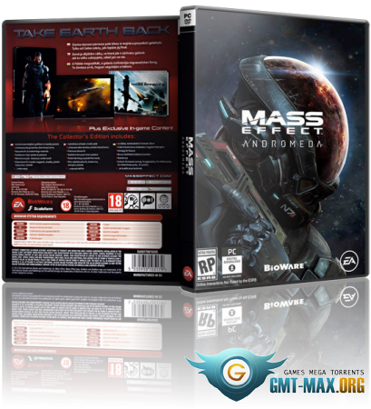 Mass Effect: Andromeda Super Deluxe Edition v.1.09 (2017/RUS/ENG/Origin-Rip)