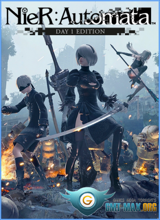 NieR: Automata Crack (2016/RUS/ENG/Crack by CPY)