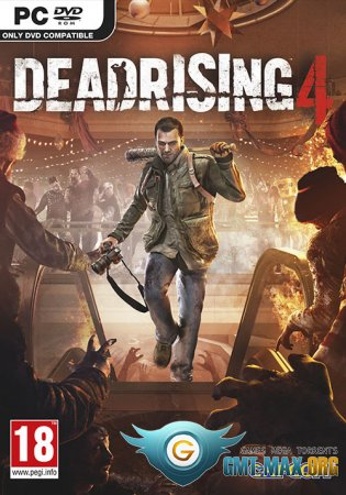 Dead Rising 4 Crack (2016/RUS/ENG/Crack by CPY)