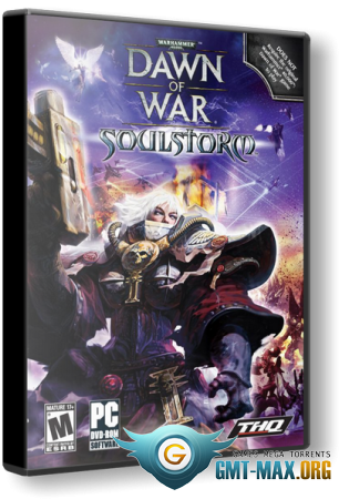 Warhammer 40000: Dawn of War Soulstorm (2008/RUS/RePack от xatab)