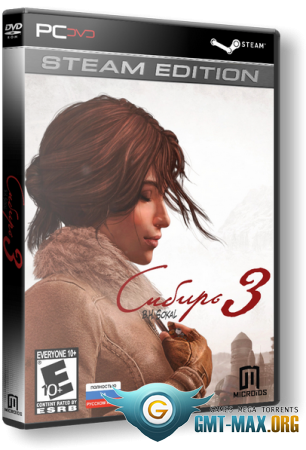 Syberia III / Сибирь 3 Deluxe Edition (2017/RUS/ENG/RePack от MAXAGENT)