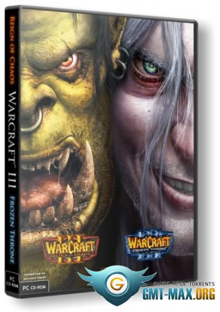 Warcraft 3 Reign Of Chaos / The Frozen Throne v.1.26a (2003/RUS/ENG/RePack от R.G. Catalyst)
