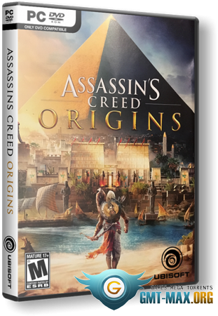 Assassin's Creed Origins Gold Edition v.1.10 (2017/RUS/ENG/Uplay-Rip)