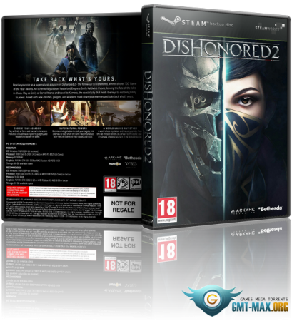 Dishonored 2 (2016/RUS/ENG/RePack от R.G. Механики)