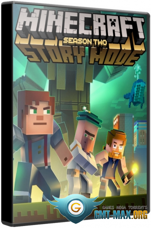 Minecraft: Story Mode Season Two Episode 1 (2017/RUS/ENG/Лицензия)