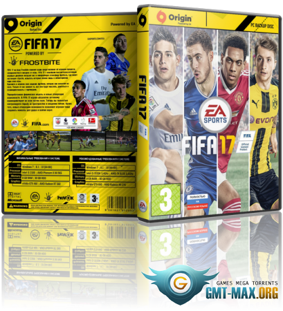 FIFA 17 / ФИФА 17 Super Deluxe Edition (2016/RUS/ENG/RePack от MAXAGENT)