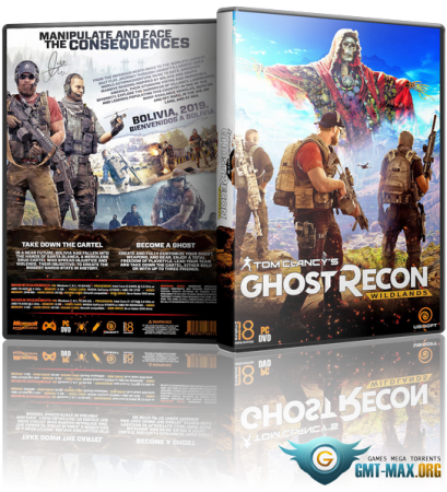Tom Clancy's Ghost Recon: Wildlands (2017/RUS/ENG/RePack от R.G. Механики)