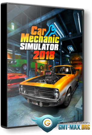 Car Mechanic Simulator 2018 v.1.5.25 + 11 DLC (2017/RUS/ENG/RePack от xatab)