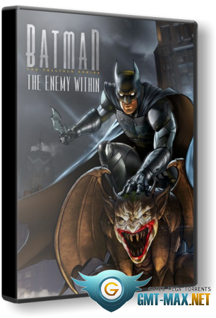 Batman: The Enemy Within Episodes 1-4 (2017/RUS/ENG/Лицензия)