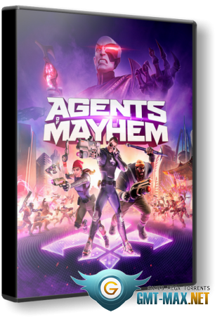 Agents of Mayhem v.1.05 + DLC (2017/RUS/ENG/RePack от xatab)