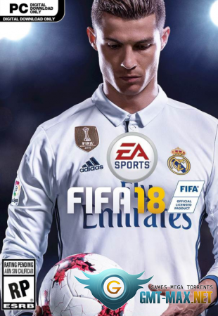 FIFA 18 / ФИФА 18 Crack (2017/RUS/ENG/Crack by STEAMPUNKS)