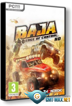 BAJA: Edge of Control HD (2017/ENG/Лицензия)