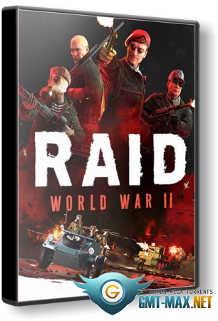 RAID: World War II (2017/RUS/ENG/Лицензия)