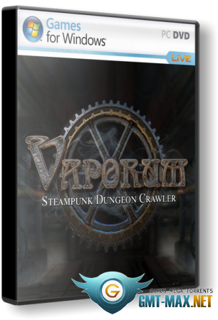 Vaporum [Update 12] (2017/RUS/ENG/GOG)