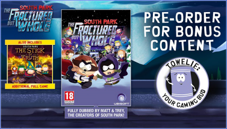 South Park: The Fractured But Whole Gold Edition (2017/RUS/ENG/RePack от xatab)
