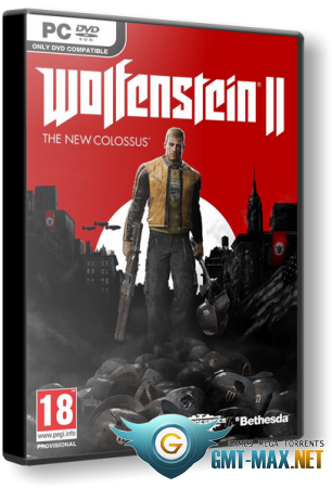 Wolfenstein II: The New Colossus [Update 7] (2017/RUS/ENG/RePack от xatab)