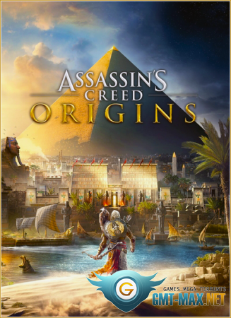 Assassin's Creed Origins Crack (2017/RUS/ENG/Crack by CPY, STEAMPUNKS)