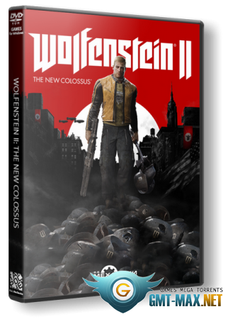 Wolfenstein II: The New Colossus [Update 6] (2017/RUS/ENG/RePack от R.G. Механики)