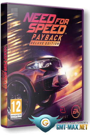 Need for Speed Payback Deluxe Edition (2017/RUS/ENG/Origin-Rip)