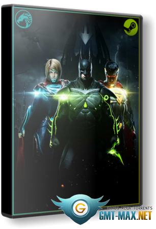 Injustice 2 ULTIMATE EDITION (2017/RUS/ENG/Steam-Rip)