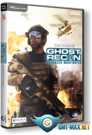 Tom Clancy's Ghost Recon: Advanced Warfighter - Dilogy (2006-2007/RUS/ENG/RePack от R.G. Catalyst)