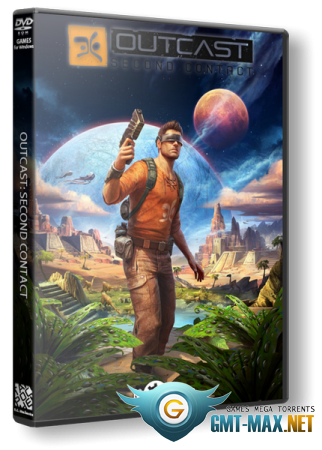 Outcast Second Contact [Update 2] (2017/RUS/ENG/RePack от R.G. Механики)