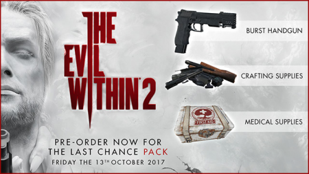 The Evil Within 2 v.1.04 + DLC (2017/RUS/ENG/Steam-Rip)