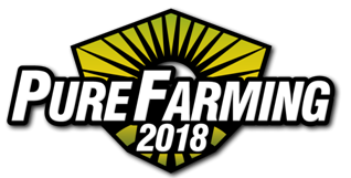 Pure Farming 2018 Deluxe Edition v.1.4.1 + DLC (2018/RUS/ENG/Лицензия)