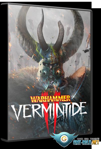 Скачать торрент Warhammer Vermintide 2 (2018/RUS/ENG/Пиратка
