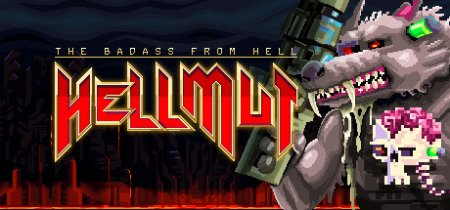 Hellmut: The Badass From Hell v.1.0.3 (2018/RUS/ENG/GOG)