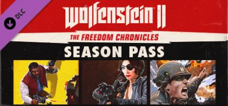 Wolfenstein II: The New Colossus [Update 10] + DLC (2017/RUS/ENG/Лицензия)