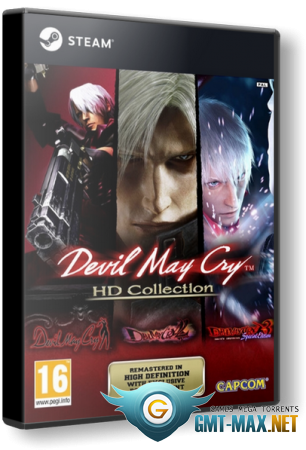 Devil May Cry HD Collection (2018/ENG/Лицензия)