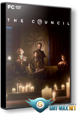 The Council: Episode 1-5 (2018/RUS/ENG/RePack от xatab)