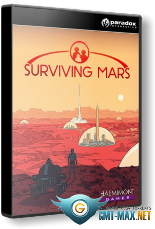 Surviving Mars: Digital Deluxe Edition [Update 5] + DLC (2018/RUS/ENG/RePack от xatab)